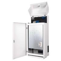Настенный серверный шкаф LANDE SlimBOX Server